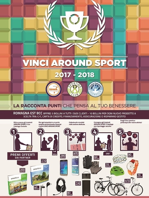 Vinci Around Sport
